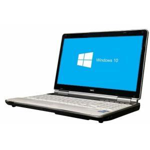中古 ノート パソコン NEC LaVie LL750/F (1503217) 送料無料 ♪ Win10 64bit HDMI端子 テンキー付 Core i7 メモリ4GB HDD320GB W-LAN