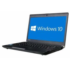 中古 ノート パソコン 東芝 Dynabook PORTEGE R30-A (169183) 送料無料 ♪ Win10 64bit webカメラ HDMI端子 Core i5 4300M メモリ8GB SSD