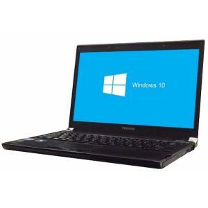 中古 ノート パソコン 東芝 Dynabook R732/H (169249) 送料無料 ♪ Win10 64bit HDMI端子 Core i5 3340M メモリ4GB HDD320GB W-LAN