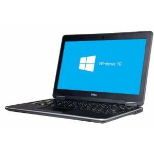 中古 ノート パソコン DELL LATITUDE E7240 (1704183) 送料無料 Win10 64bit webカメラ HDMI端子 Core i3 4010U メモリ4GB SSD W-LAN junkworld-webshop