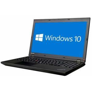 中古 ノート パソコン lenovo ThinkPad L540 (179436) 送料無料 Win10 64bit テンキー付 Core i5 4200M メモリ4GB HDD500GB W-LAN マルチ