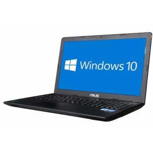 送料無料 中古パソコン ASUS X553M (1806007)♪【Win10 64bit】【web...