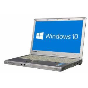 中古 ノート パソコン Panasonic Lets note CF-SX3 (1806403) 送料無料 ♪ Win10 64bit webカメラ HDMI端子 Core i5 4300U メモリ8GB SSD junkworld-webshop