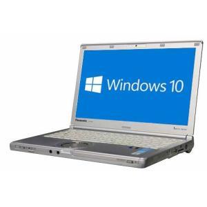 中古 ノート パソコン Panasonic Lets note CF-SX3 (1806457) 送料無料 ♪ Win10 64bit webカメラ HDMI端子 Core i5 4300U メモリ8GB SSD junkworld-webshop