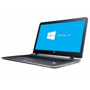 送料無料 中古パソコン HP Pro Book 470 (184199)【Win10 64bit】【webカメラ】【HDMI端子】【テンキー付】【Core i3-6100U】【メモリ4GB】【HDD32