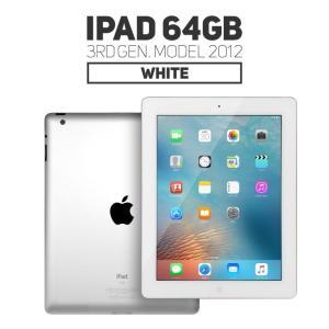 【中古】本体のみ Apple 第3世代 iPad Retinaディスプレイ Wi-Fi 64GB ホ...