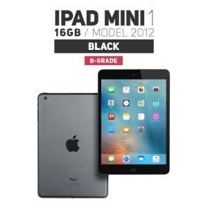 【中古】訳あり品 本体のみ Apple iPad mini Wi-Fi 16GB ブラック 【MD528J/A】(1890022)【30日間返金保証】|junkworld-webshop