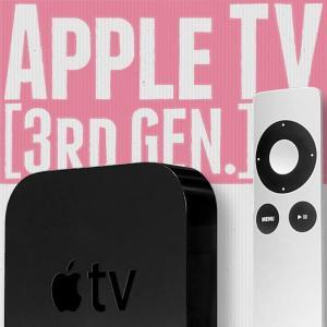 【中古】Apple TV 第3世代【MD199J/A】(1891001)【30日間返金保証】