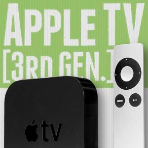 【中古】Apple TV 第3世代【MD199J/A】(1891003)【30日間返金保証】