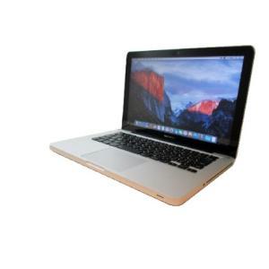 中古 ノート パソコン apple MacBook Pro 13インチ (Mid 2009) MB990J/A (4008989) 送料無料 下北沢店発 ☆ webカメラ Core2Duo P7550 メモリ4|junkworld-webshop