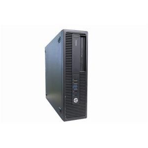 中古 パソコン HP ProDesk 600 G2 SFF (5018682) 送料無料 東村山店発 Win10 64bit Core i5 6100 メモリ4GB HDD1TB マルチ