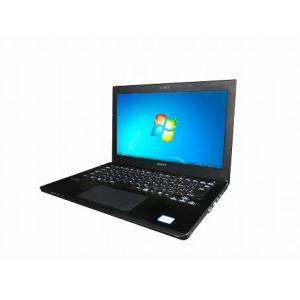 送料無料 中古パソコン SONY VAIO SVS13A3AJB (7514976)【東久留米発】【Win7 64bit】【webカメラ】【HDMI端子】【Core i5】【メモリ4GB】【HD