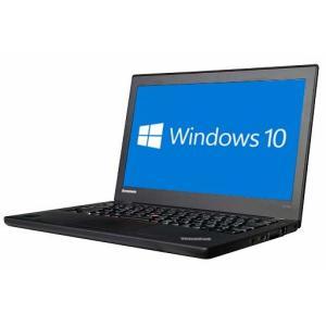中古 ノート パソコン lenovo Thinkpad X240 (8024778) 送料無料 吉祥寺店発 Win10 64bit Core i3 4010U メモリ4GB HDD320GB W-LAN junkworld-webshop