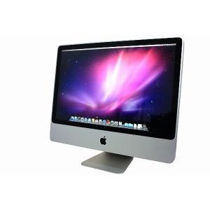 送料無料 中古パソコン apple iMac A1224 (8030659)【吉祥寺店発】【Core2Duo】【メモリ4GB】【HDD250GB】【W-LAN】【スーパードライブ】