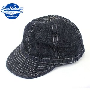 No.BR02308 BUZZ RICKSON'SバズリクソンズARMY DENIM CAP junkyspecial