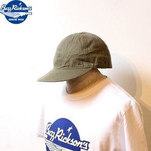 No.BR02536 BUZZ RICKSON'S バズリクソンズCAP MECHANICSTYPE A-3 junkyspecial