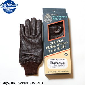 No.BR02602/BR02605 BUZZ RICKSON'S バズリクソンズA-10 GLOVE junkyspecial
