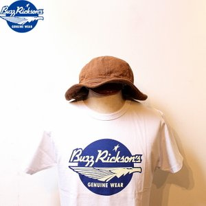No.BR02619 BUZZ RICKSON'S バズリクソンズHAT, WORKING, BROWN junkyspecial