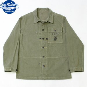 No.BR13550 BUZZ RICKSON'S バズリクソンズM-1944 UTILITY JACKET|junkyspecial
