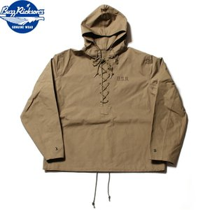 No.BR14411 BUZZ RICKSON'S バズリクソンズ PARKA,WET WEATHER LACE-UP|junkyspecial