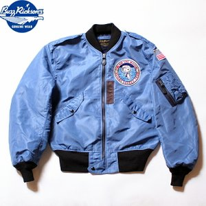 """No.BR14445 BUZZ RICKSON'S バズリクソンズASTRONAUT L-2B""""SNOOPY PATCH""""