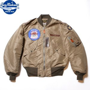 No.BR14610 BUZZ RICKSON'S バズリクソンズtype L-2AMERICAN PAD & TEXTILE CO.6th TROOP CARRIER SQ.|junkyspecial