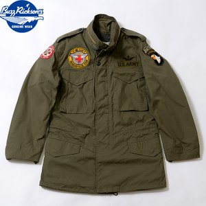 """No.BR14857 BUZZ RICKSON'Sバズリクソンズ type M-65 3RD """"BUZZ RICKSON MFG.CO."""" 326th MEDICAL BATTALION
