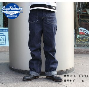 """No.BR41106 BUZZ RICKSON'Sバズリクソンズ""""TROUSERS WORKING DENIM""""