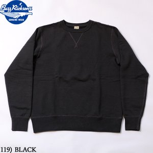 No.BR65622 BUZZ RICKSON'SバズリクソンズSET-IN CREW SWEAT|junkyspecial