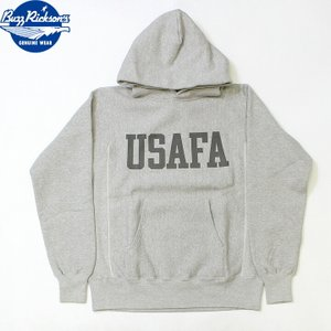 No.BR68651 BUZZ RICKSON'S バズリクソンズREVERSE SWEAT PARKAU.S.AIR FORCE ACADEMY|junkyspecial