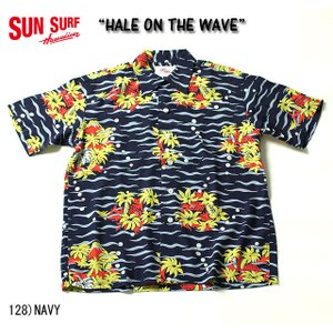 """No.DK36205 DUKE KAHANAMOKU デュークカハナモクS/S SPECIAL EDITION""""HALE ON THE WAVE"""" junkyspecial"""