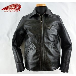 No.IM80402 INDIAN MOTORCYCLE インディアンモーターサイクルHORSE HIDE SPORTS JACKET junkyspecial