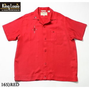 """No.KL37834 KING LOUIE キングルイby HolidayBOWLING SHIRT """"TRIPLE CROWN""""