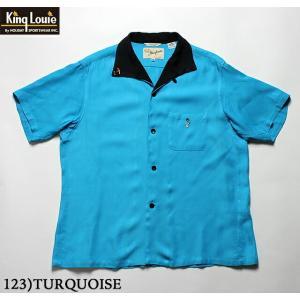 No.KL38136 KING LOUIE by HolidayITALIAN COLLAR SHIRT|junkyspecial