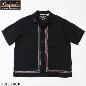 No.KL38667 KING LOUIE by Holiday BRAID TRIM SHIRT|junkyspecial