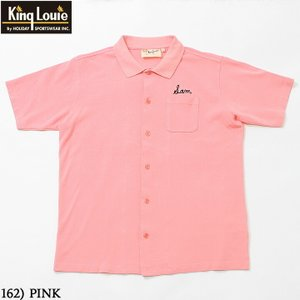 No.KL78532 KING LOUIE キングルイby HolidayS/S OPEN POLO SHIRT|junkyspecial