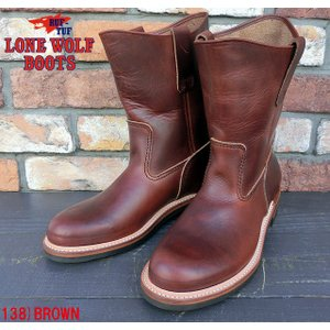 """No.LW00124 LONE WOLF ロン・ウルフCAT'S PAW SOLE""""FARMER"""" junkyspecial"""