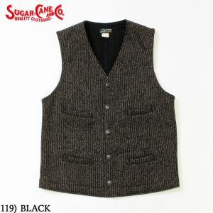 No.SC14773 SUGAR CANE シュガーケーンBEACH CLOTH VEST junkyspecial