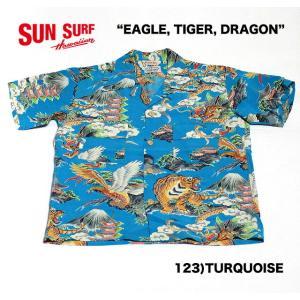 "No.SS37577 SUN SURF サンサーフSPECIAL EDITION""EAGLE,TIGER,DRAGON""|junkyspecial"