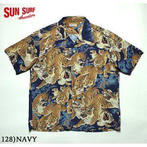 """No.SS38201 SUN SURF サンサーフSPECIAL EDITION""""ONE HUNDRED TIGERS""""