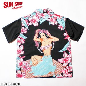 "No.SS38423 SUN SURF サンサーフSPECIAL EDITION""HULA GIRL""|junkyspecial"
