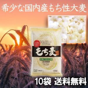 創建社 もち麦630g×10袋【まとめ買い送料無料】