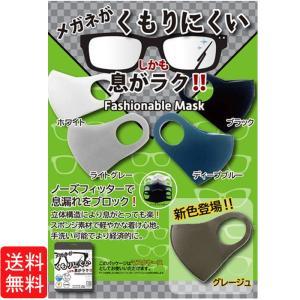 マスク 眼鏡 曇らない 洗える 息がしやすい UVカット 手洗い ノーズフィッター
