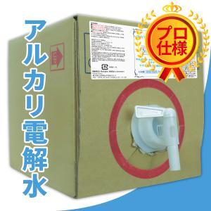 喜麗(KIREI) 5000g 大容量 アルカリ電解水pH13.1 KIREI-D5000
