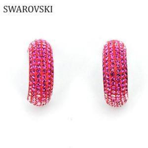 スワロフスキー 1062620  フープ ピアス Swarovski SWAROVSKI|juraice
