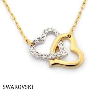 スワロフスキー 1062708 ハート ネックレス Swarovski SWAROVSKI|juraice
