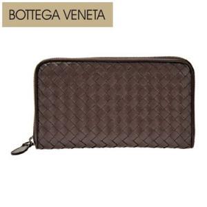 BOTTEGA VENETA ボッテガ・ヴェネタ 114076-V001N 2040  長財布 ラウンドファスナー|juraice