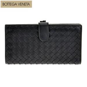 BOTTEGA VENETA ボッテガ・ヴェネタ  121062-V001N 1000  長札 小銭入れ付|juraice