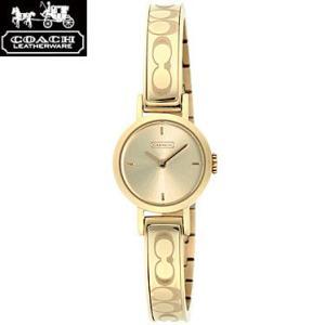 COACH コーチ 14501439 ニュー シグネチャー ステューディオ ブレスタイプ ゴールド 腕時計 ウォッチ レディース|juraice