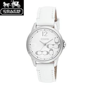 COACH コーチ 14501616 クラシックシグネチャー ホワイト 腕時計 ウォッチ レディース|juraice